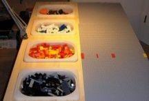 Sarah's Lego Storage