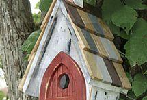 Birdhouses and Nest's