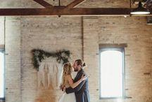 Industrial Warehouse Wedding
