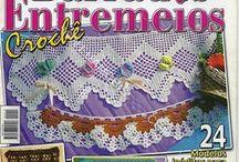 crochet books / by Linda Hess