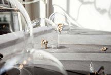 Geometrical / jewelry by Elisabeth Habig inspired by geometrical forms.