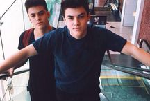 Ethan and Grayson Dolan