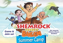 SHEMROCK GROUP OF PRESCHOOLS / by manish