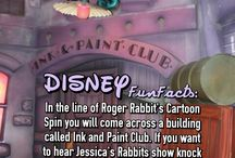 fun Disney facts