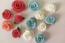 flores polímeros