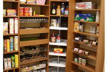Pantry Organization / by Penny Teeters