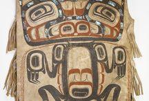 Tsimshian pieces