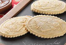 Engraved Cookies