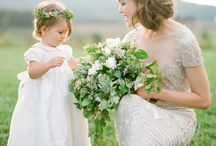 WEDDING || FLOWER GIRLS & RING BEARERS