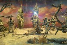 the art of diorama