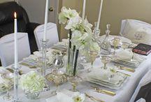 Shabbos Tables