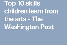 Arts Based Learning / STEAM