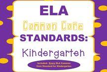 Resources for Lucy  / Kindergarten