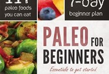 Paleo  / by Michelle ♛ Orgeron