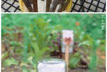 ideer trädgård