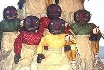 Rag dolls / Dolls
