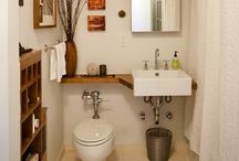 baños muyyyyyyy pequeños