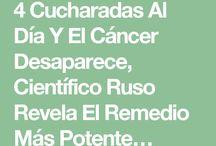 Remedio para el cancer