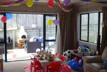 Helena's 2nd birthday party (Wiggles Theme)