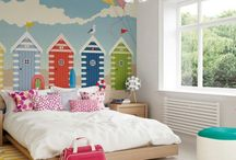 Feature Wallpaper by Your Cosy Home