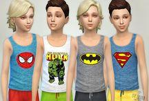 Sims 4 Children