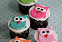 Party Ideas - Owl Camp Out / Ava's 7th birthday theme!
