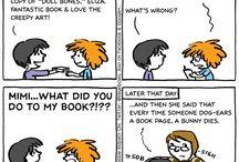 Comics / by Muttix Onlymuttix
