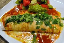 Hatch New Mexico Green Chile / Hatch New Mexico green chile is the best tasting green chile ever!