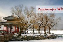 China Winterreisen