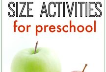 Preschool Activities / Preschool activities for 3-6 year old kids. Sensory activities including sensory bins, bags, and bottles. Preschool science experiments and STEM challenges. Literacy, math, and fine motor activities for preschool activities. Gross motor play and outdoor ideas.