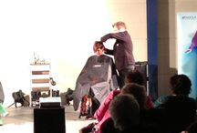 Live Hair works @ Mudo Kappers / Indola on Tour