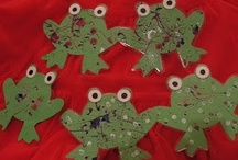 Animals- Frogs Unit