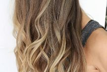 Hair Color/ Styles