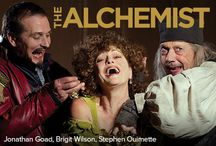 #sfAlchemist /  Three con artists use pseudo-scientific mumbo-jumbo to fleece all the greedy, lustful fools in London. A rare chance to see an uproarious satire by the same Shakespearean contemporary who wrote Bartholomew Fair.  Jonathan Goad as Face Stephen Ouimette as Subtle Scott Wentworth as Epicure Mammon Randy Hughson as Tribulation Brigit Wilson as Dol Common