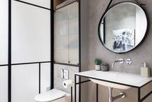 wnętrza łazienki