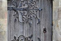Doors / by Mary Ann Slaten
