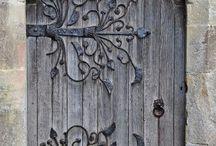 Doors / by Mary Ann Slaten