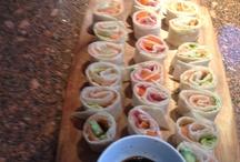 Salades en hapjes