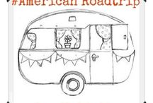 The American Road Trip / Traveling in a RV