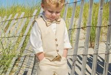 Little boys do Malta!! Wedding suits for Toddler Boys!!