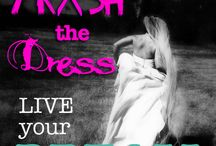 Trash the Dress(for KB) / by Jennifer Pettinato