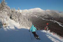 Stowe Vermont - skiing / family skiing Stowe Vermont