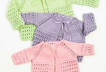 Baby sweters