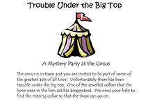Mystery parties