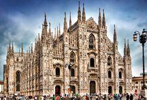 Milán /  Milán es una de las ciudades más importantes de Italia, mundialmente conocida por ser uno de los epicentros de la moda.  Una bella ciudad que cuenta con multitud de actividades culturales y ocio, que harán de este un viaje difícil de olvidar.