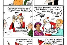 Dumbledore cartoon