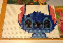 Cross stitch / hama beads patterns
