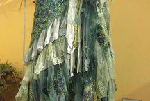 Лоскутные юбки