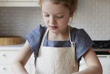 Kiddies in the kitchen