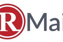 RMail: L'EVOLUZIONE DELLA POSTA ELETTRONICA / L'azienda italiana Francopost e la svizzera FRAMA AG, hanno da poco introdotto sui mercati europei RMail, il nuovo servizio di posta elettronica certificata e crittografabile. Sicurezza, privacy e certificazione legale tutti i giorni, disponibile automaticamente ad ogni singolo invio di e-mail grazie a RMail.